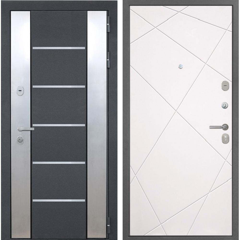 Входная металлическая дверь Интекрон 138