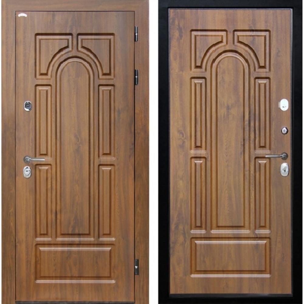 Входная металлическая дверь Интекрон 139