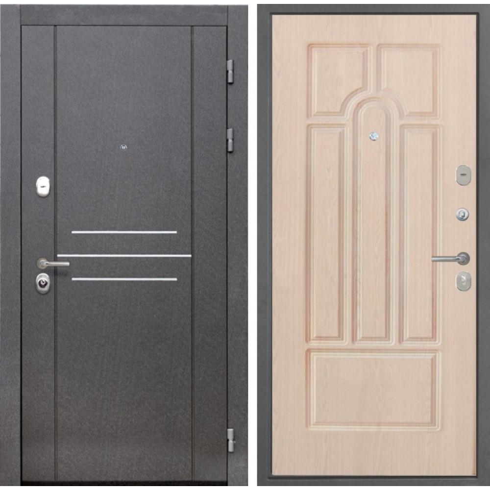 Входная металлическая дверь Интекрон 40