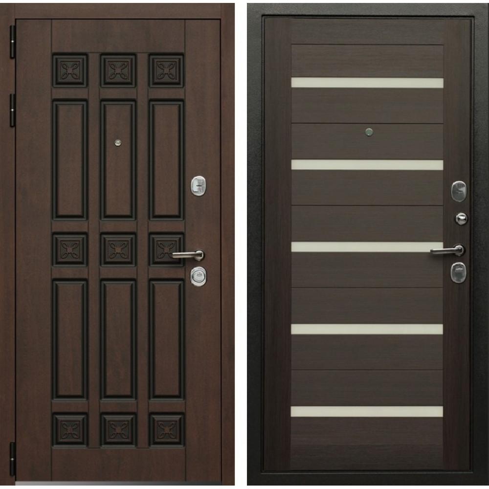 Входная металлическая дверь Мега 160