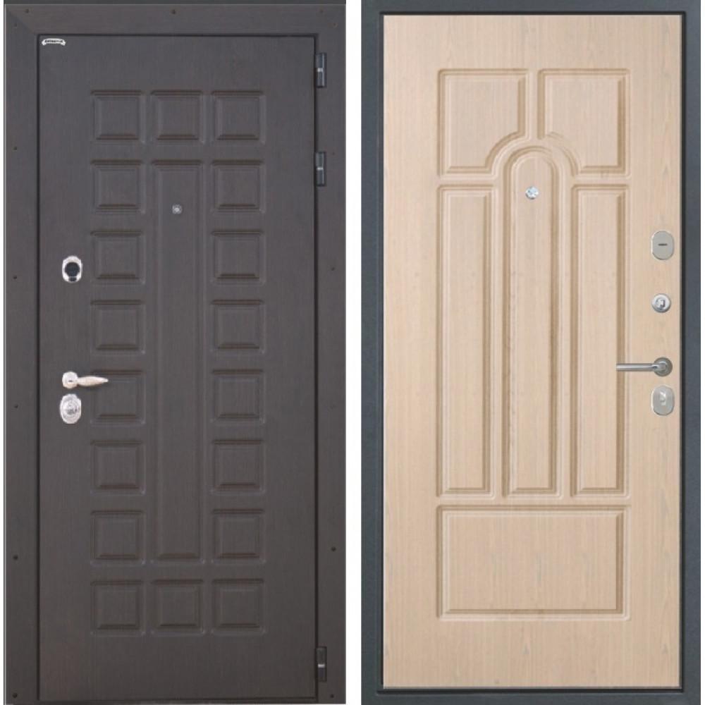 Входная металлическая дверь Интекрон 41