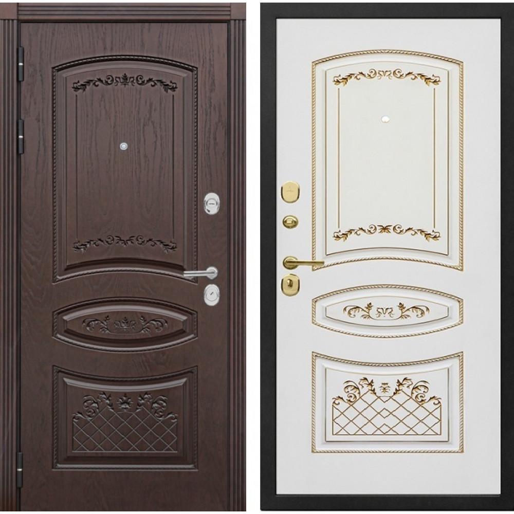 Входная металлическая дверь Мега 161