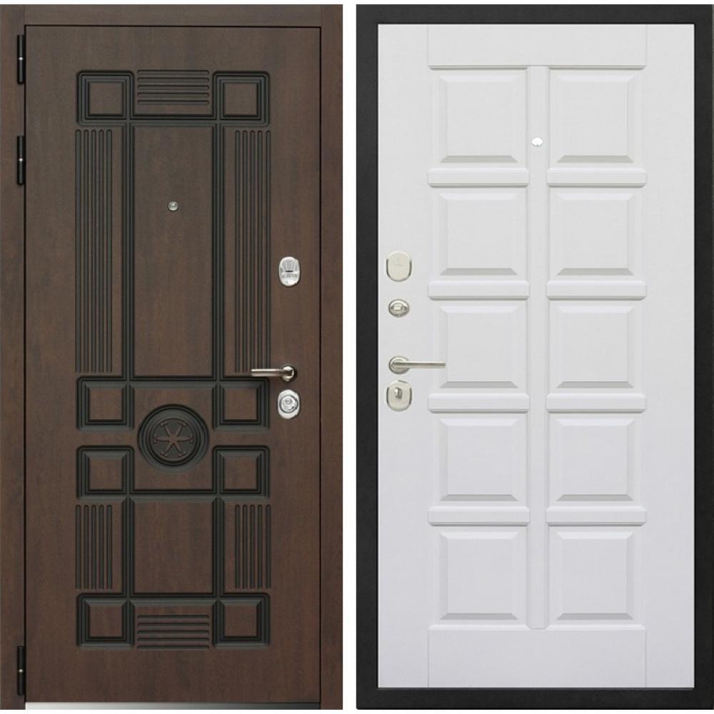 Входная металлическая дверь Мега 166