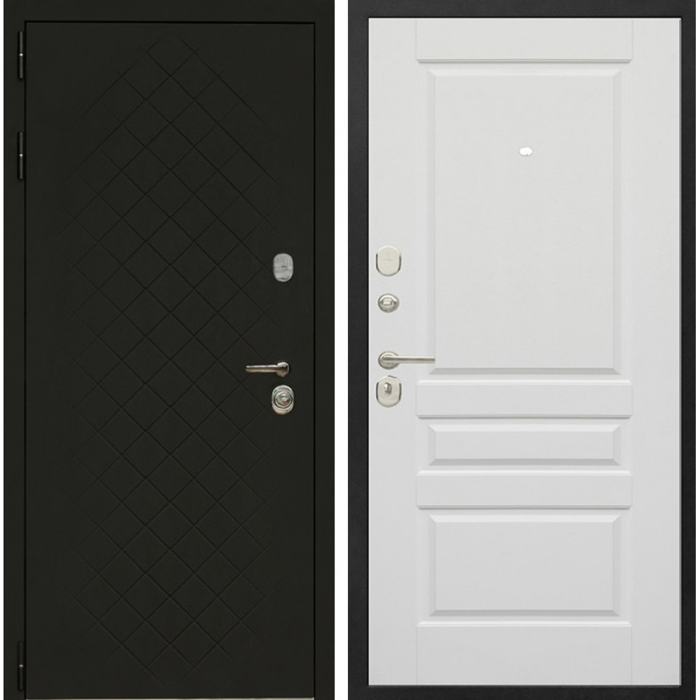 Входная металлическая дверь Мега 167