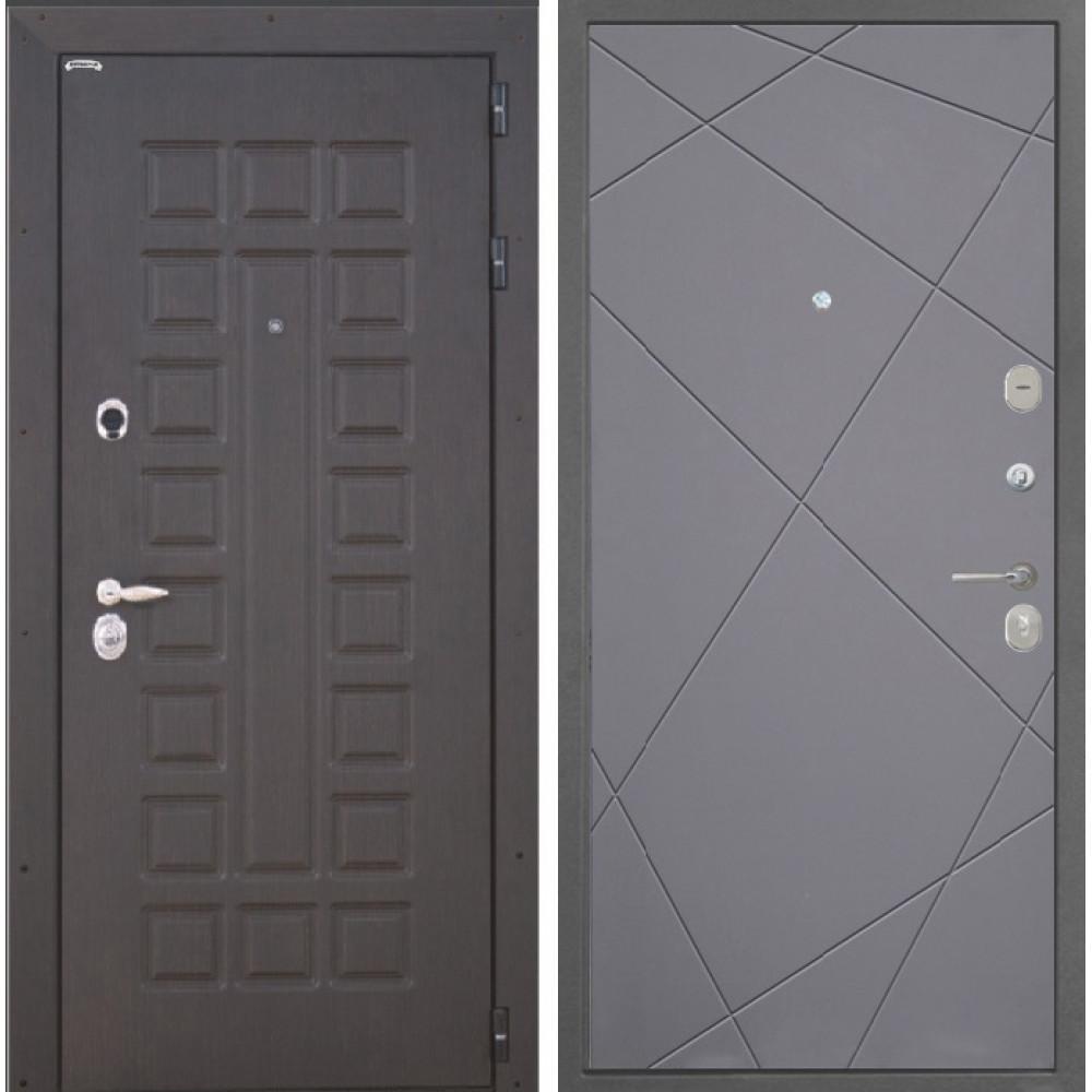 Входная металлическая дверь Интекрон 43