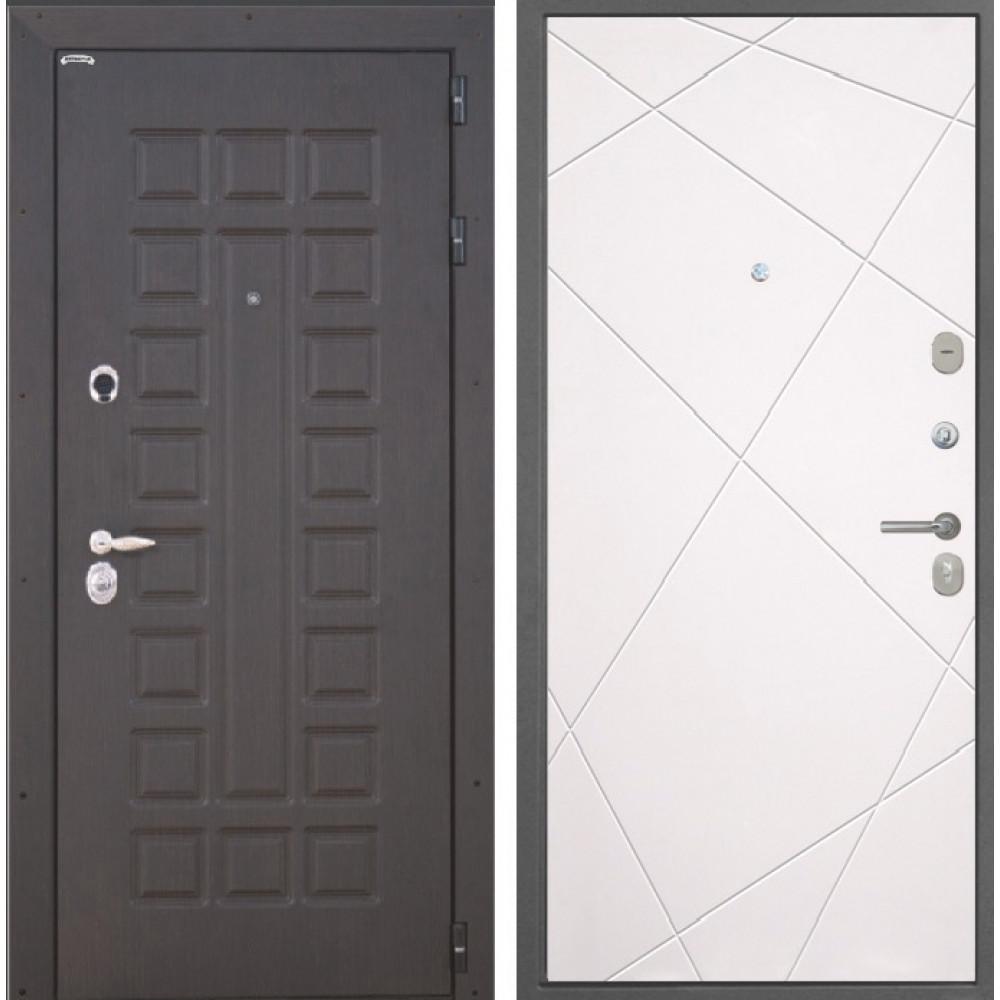 Входная металлическая дверь Интекрон 44