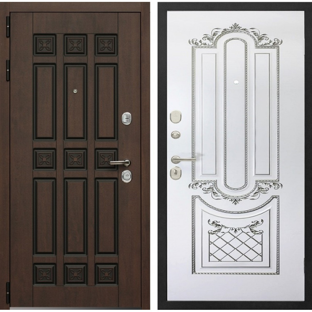 Входная металлическая дверь Мега 192