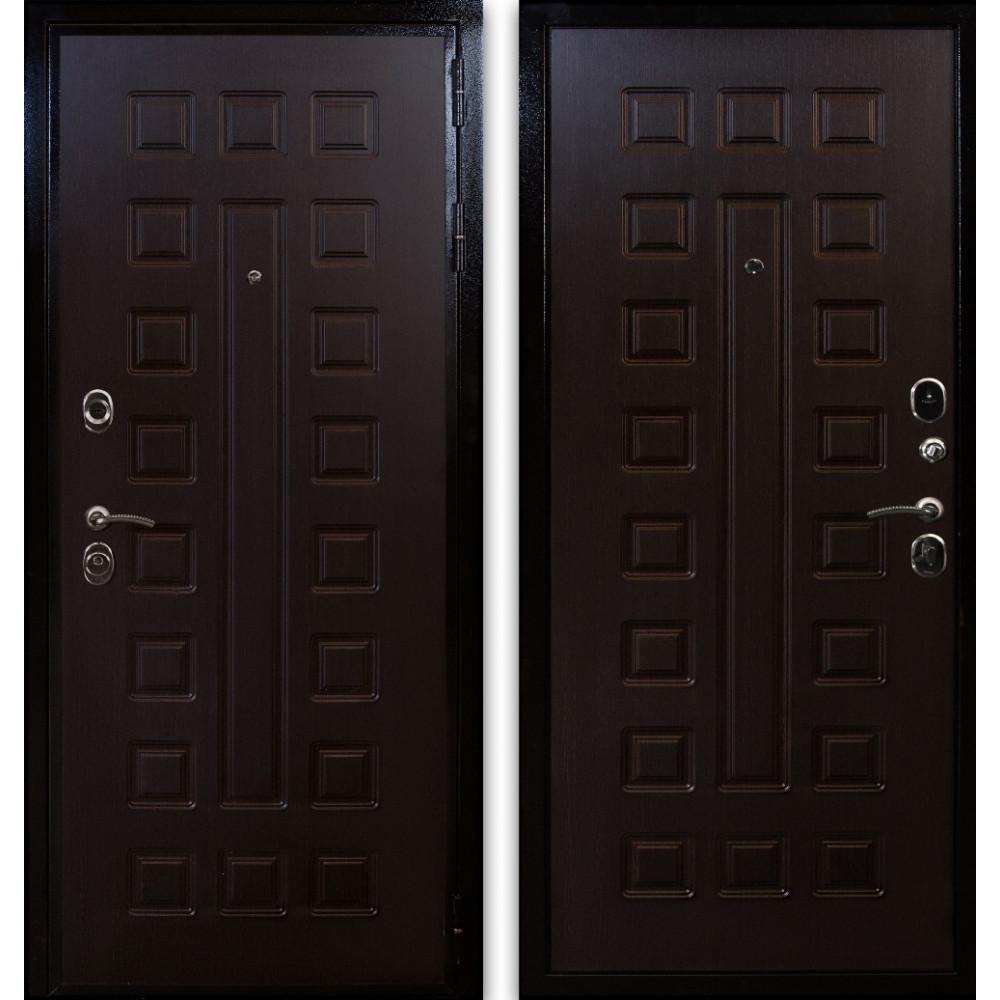 Входная металлическая дверь Люкс 4