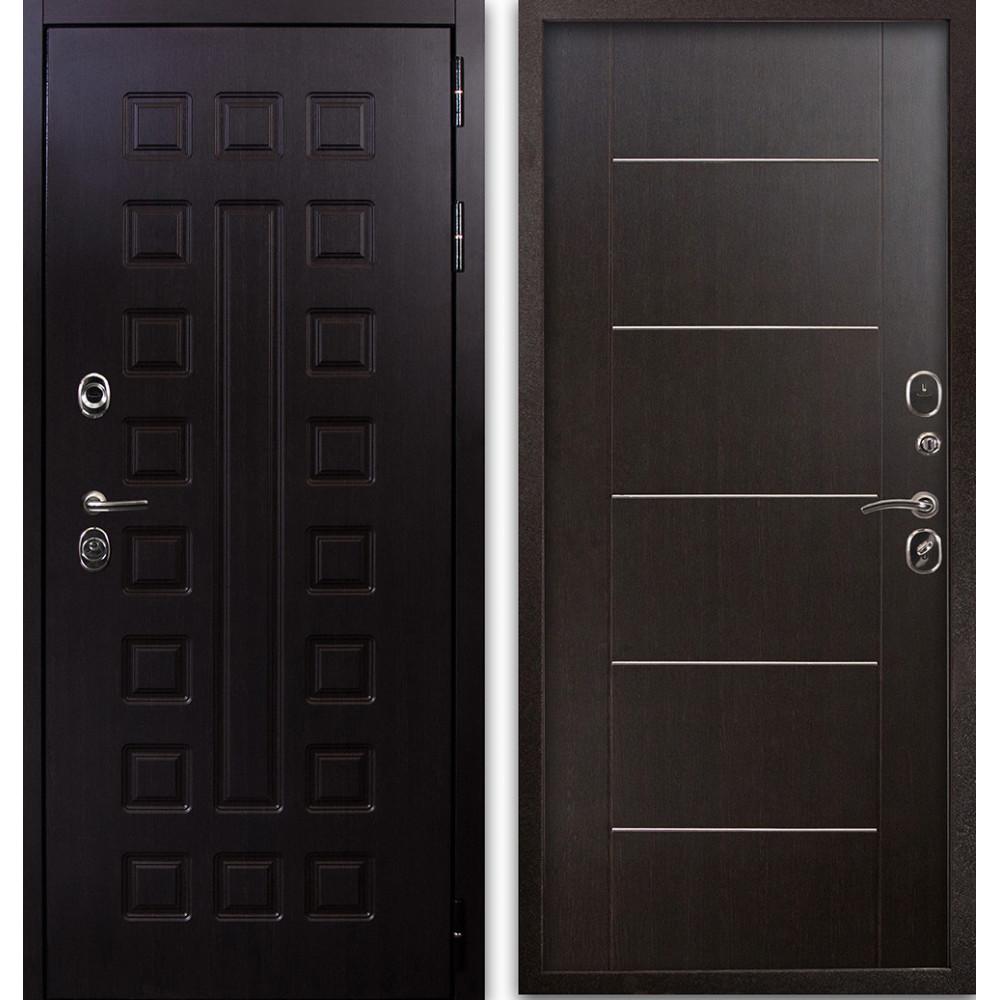 Входная металлическая дверь Люкс 7