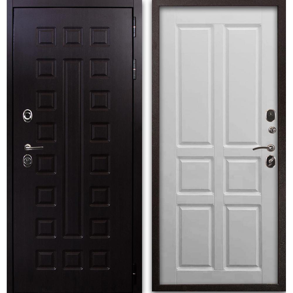 Входная металлическая дверь Люкс 10