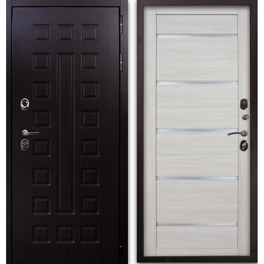 Входная металлическая дверь Люкс 12