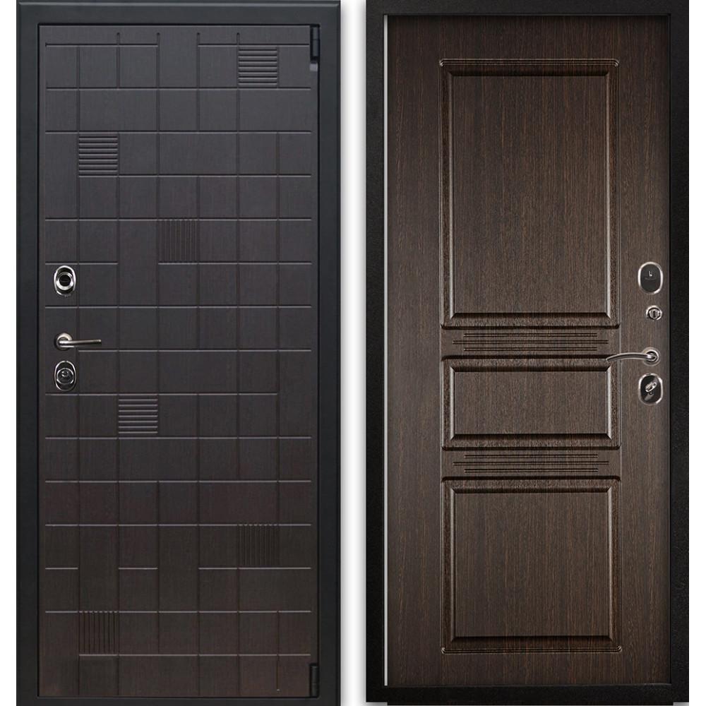 Входная металлическая дверь Люкс 13