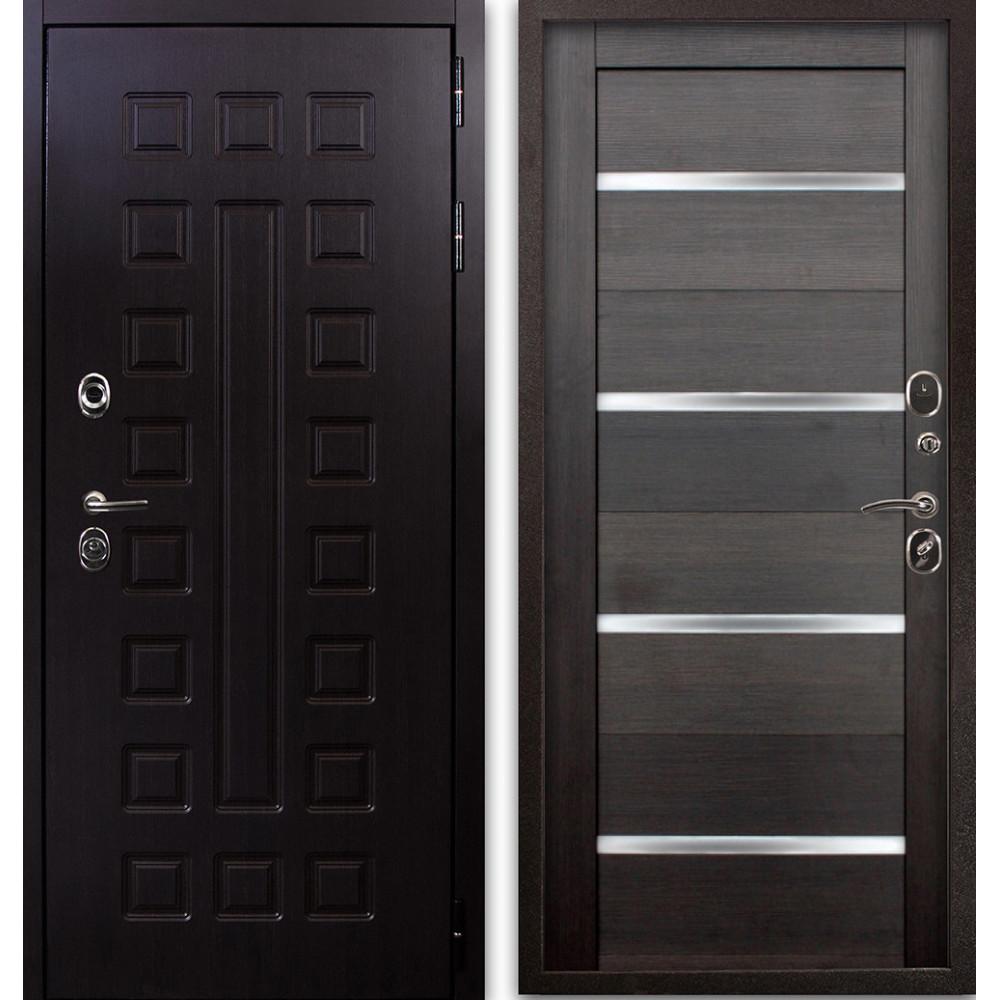 Входная металлическая дверь Люкс 14