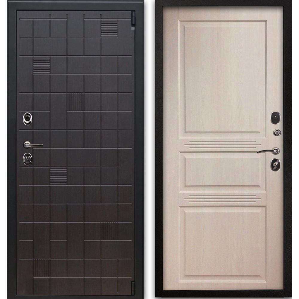 Входная металлическая дверь Люкс 17