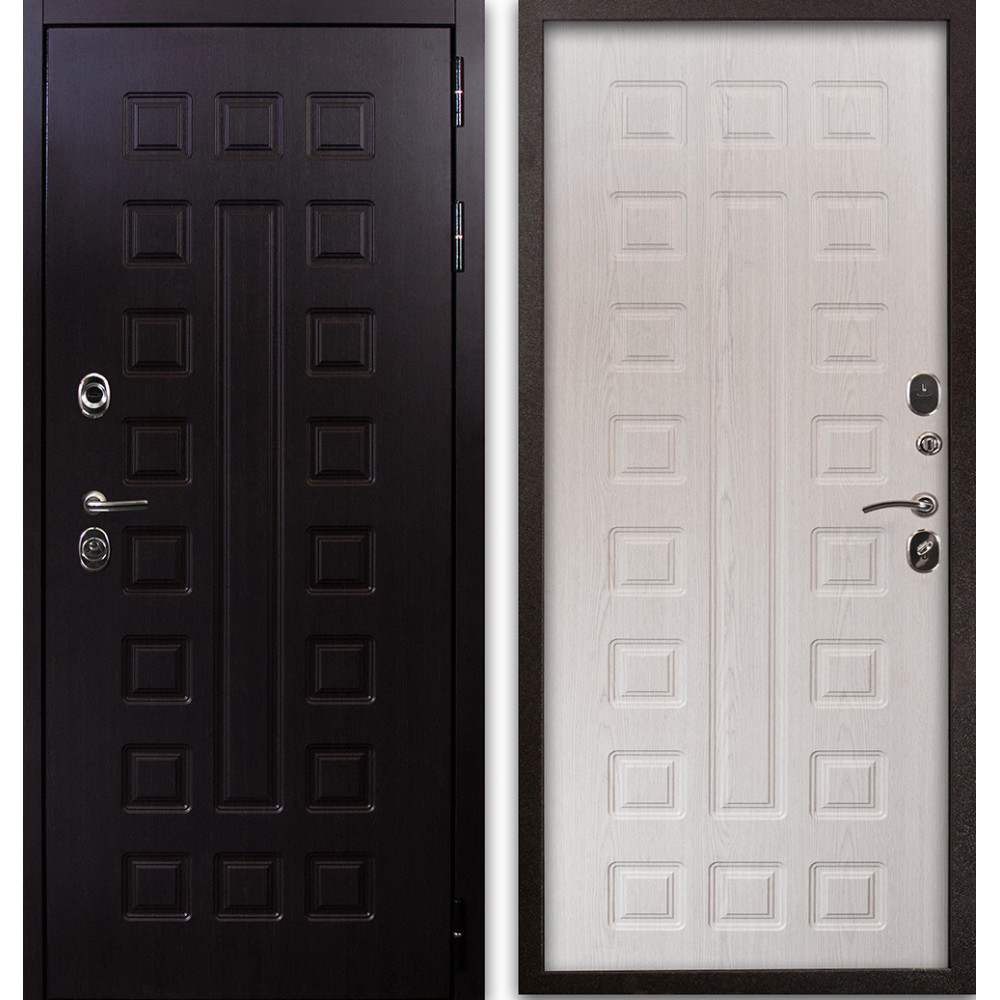Входная металлическая дверь Люкс 18