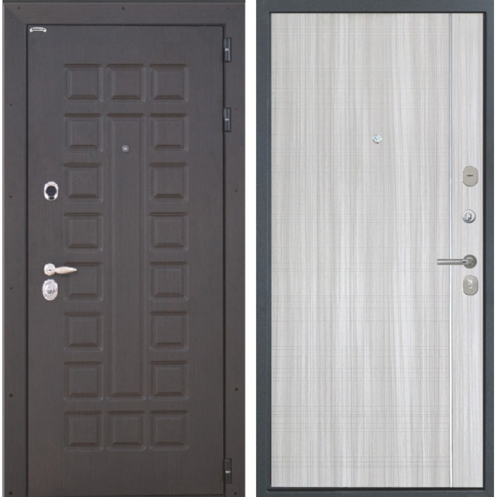 Входная металлическая дверь Интекрон 46