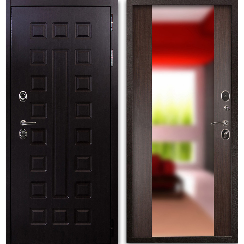 Входная металлическая дверь Люкс 19