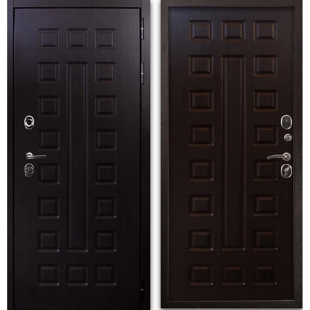 Входная металлическая дверь Люкс 21