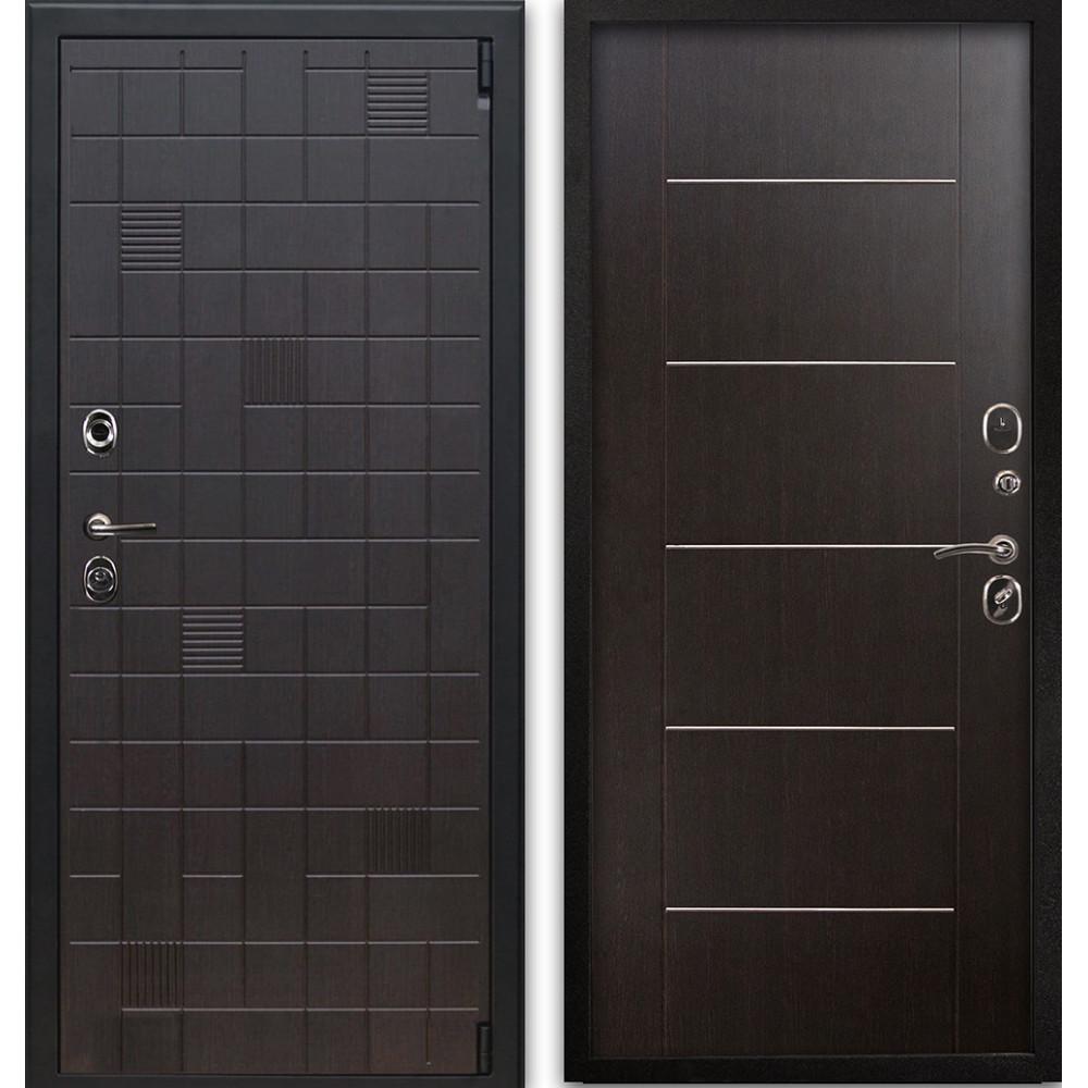 Входная металлическая дверь Люкс 23