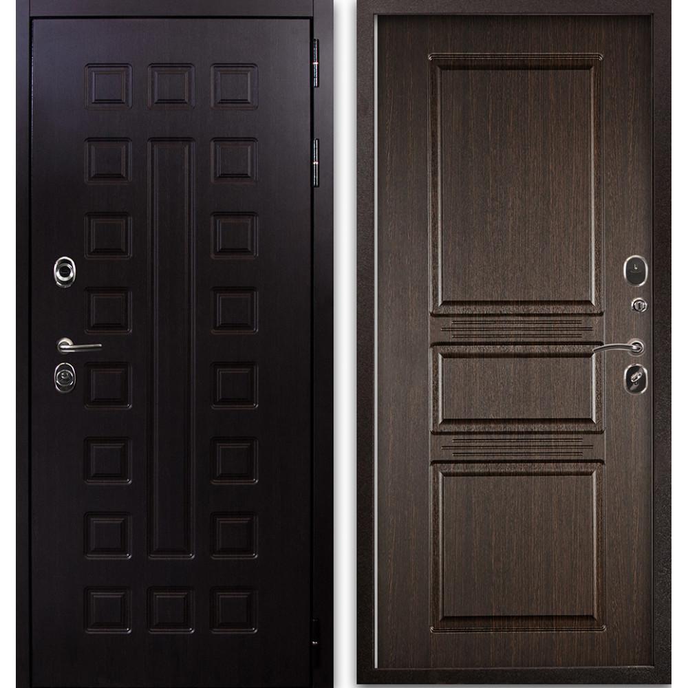 Входная металлическая дверь Люкс 24