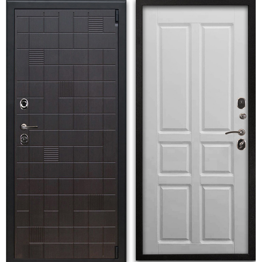 Входная металлическая дверь Люкс 25
