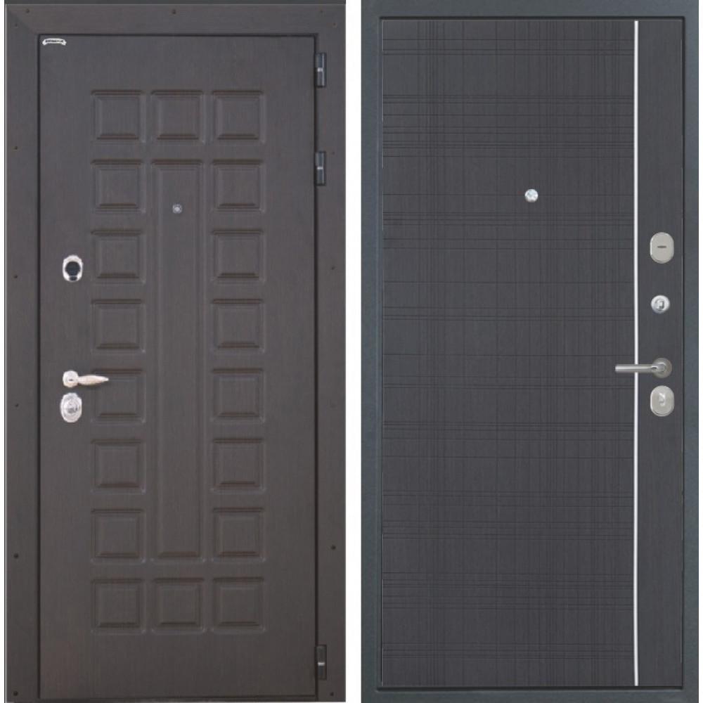 Входная металлическая дверь Интекрон 47
