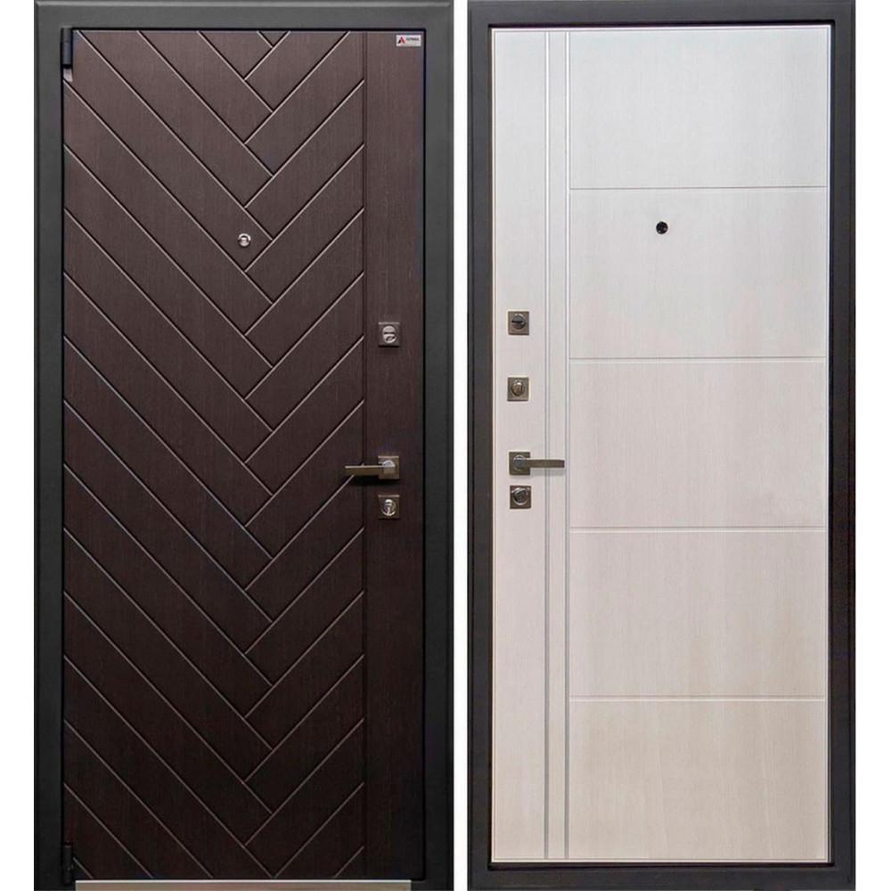 Входная металлическая дверь Арма 5