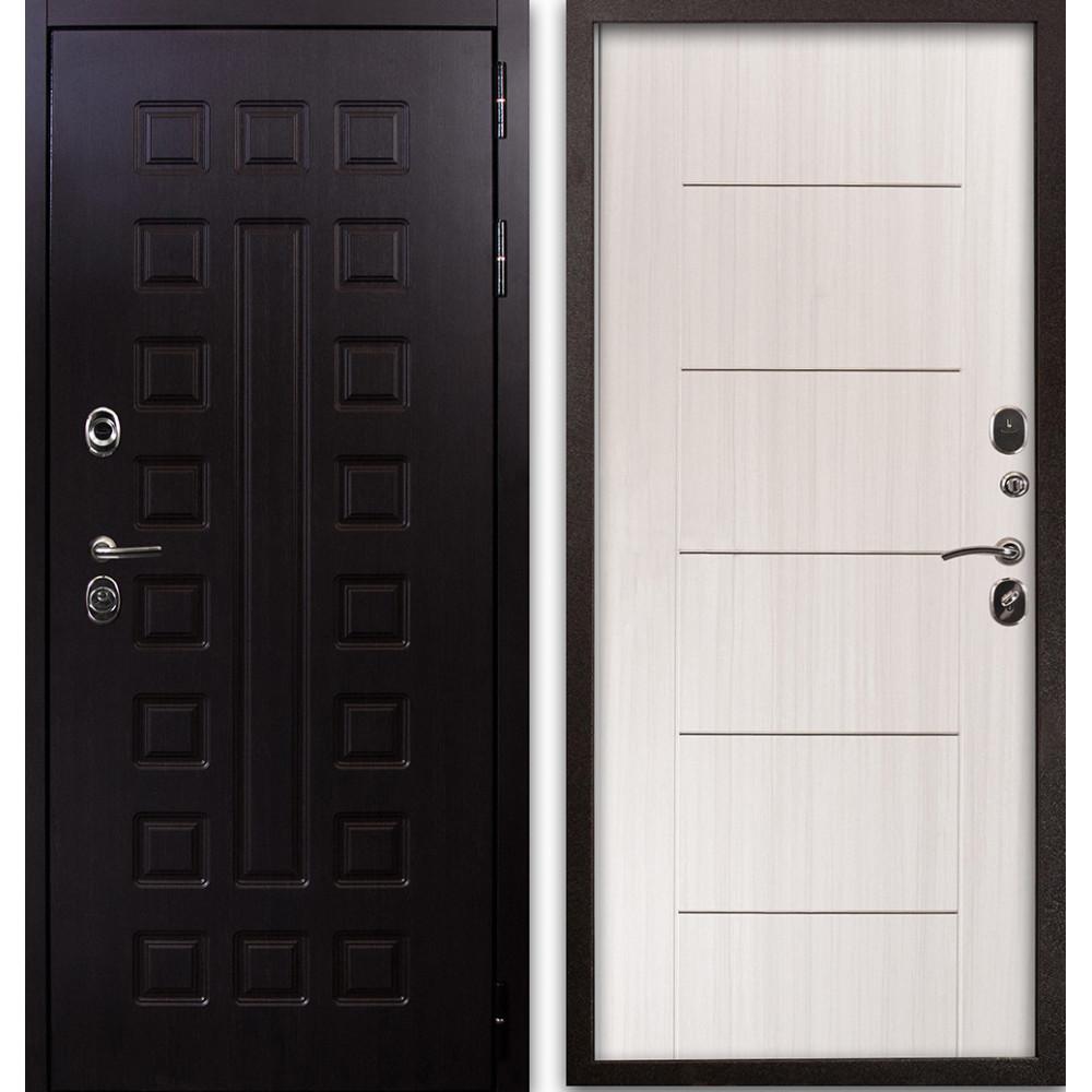 Входная металлическая дверь Люкс 35