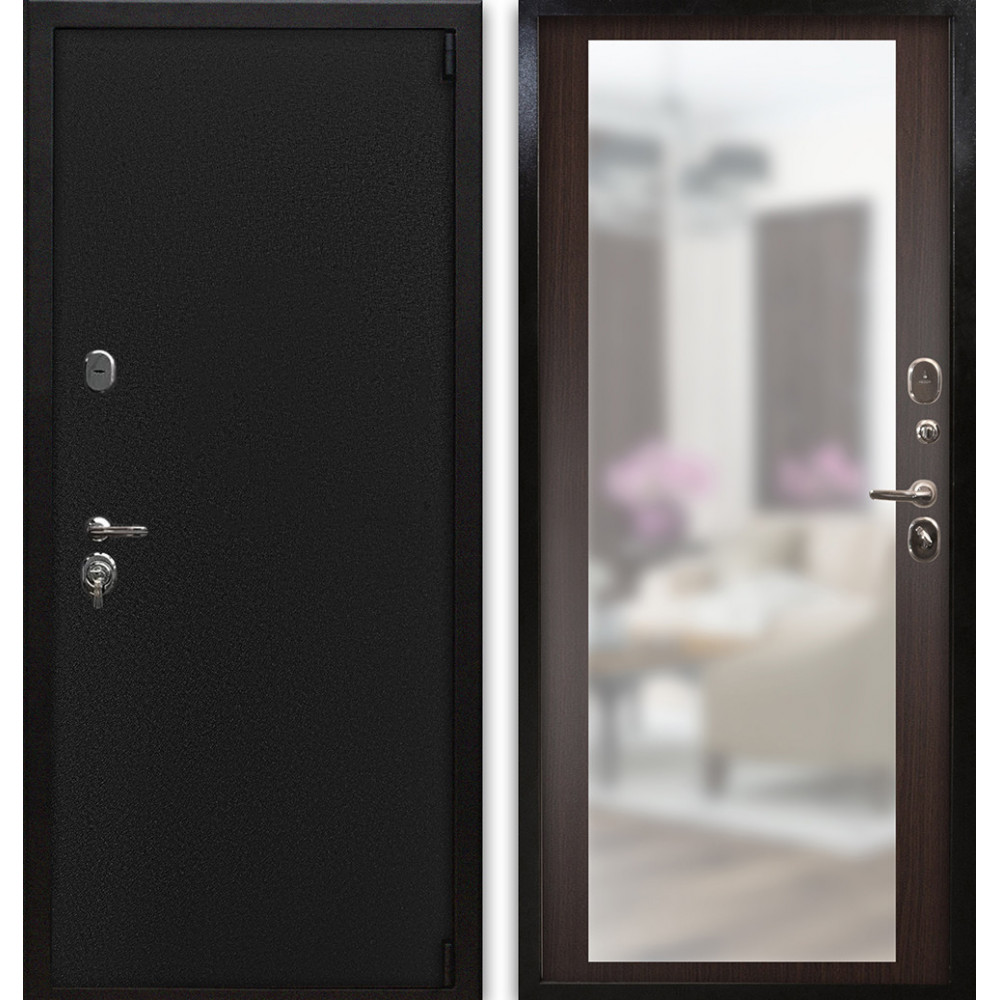 Входная металлическая дверь Люкс 42