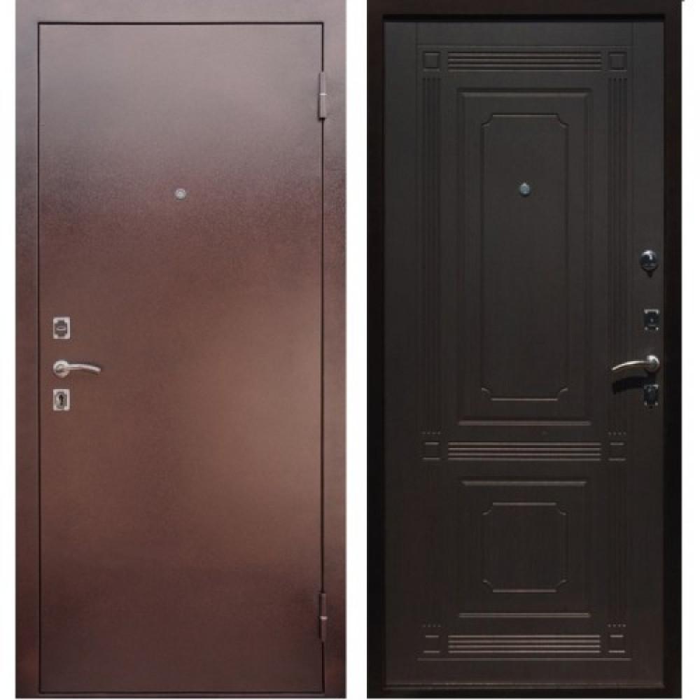 Входная металлическая дверь Горизонт 1