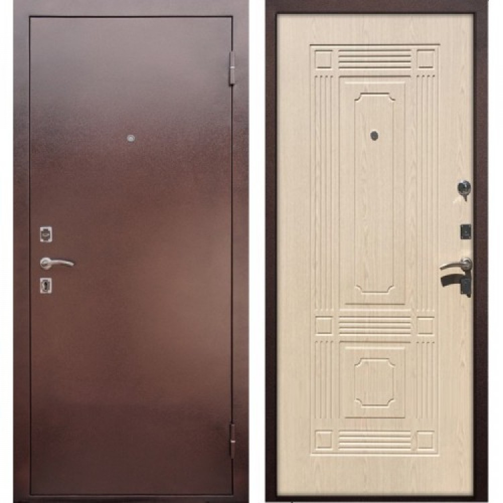 Входная металлическая дверь Горизонт 2