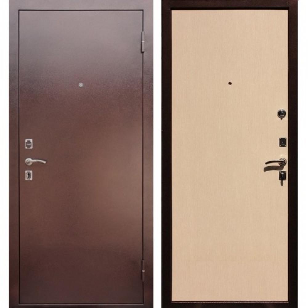 Входная металлическая дверь Горизонт 4