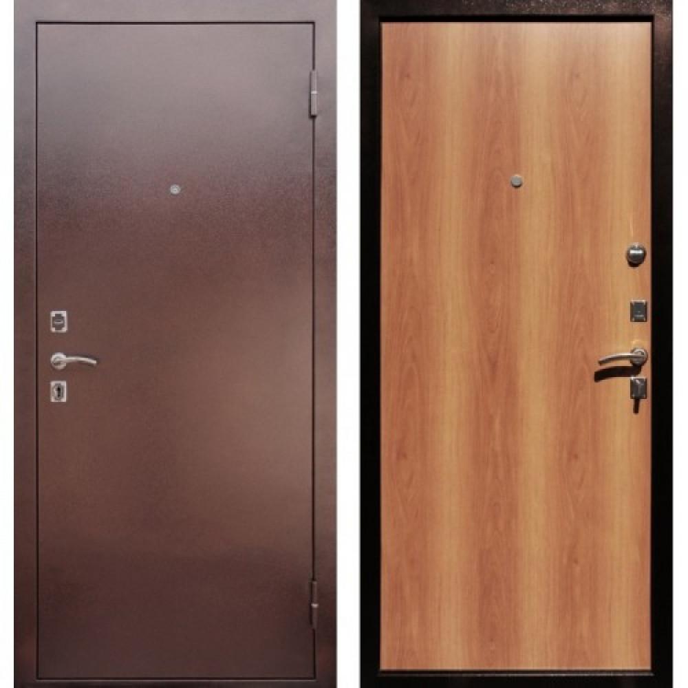 Входная металлическая дверь Горизонт 6