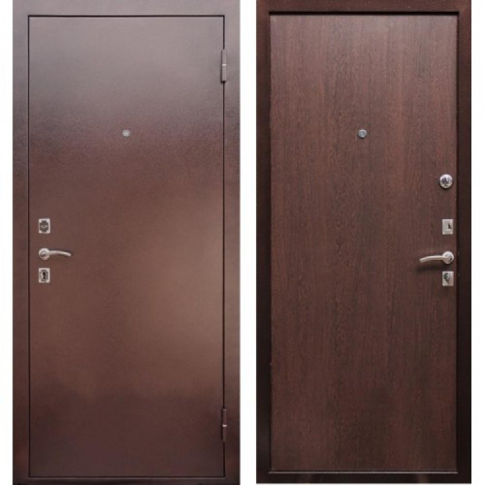 Входная металлическая дверь Горизонт 7