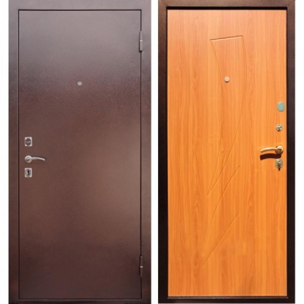 Входная металлическая дверь Горизонт 10