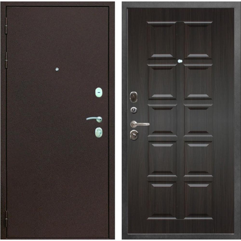 Входная металлическая дверь Мега 2