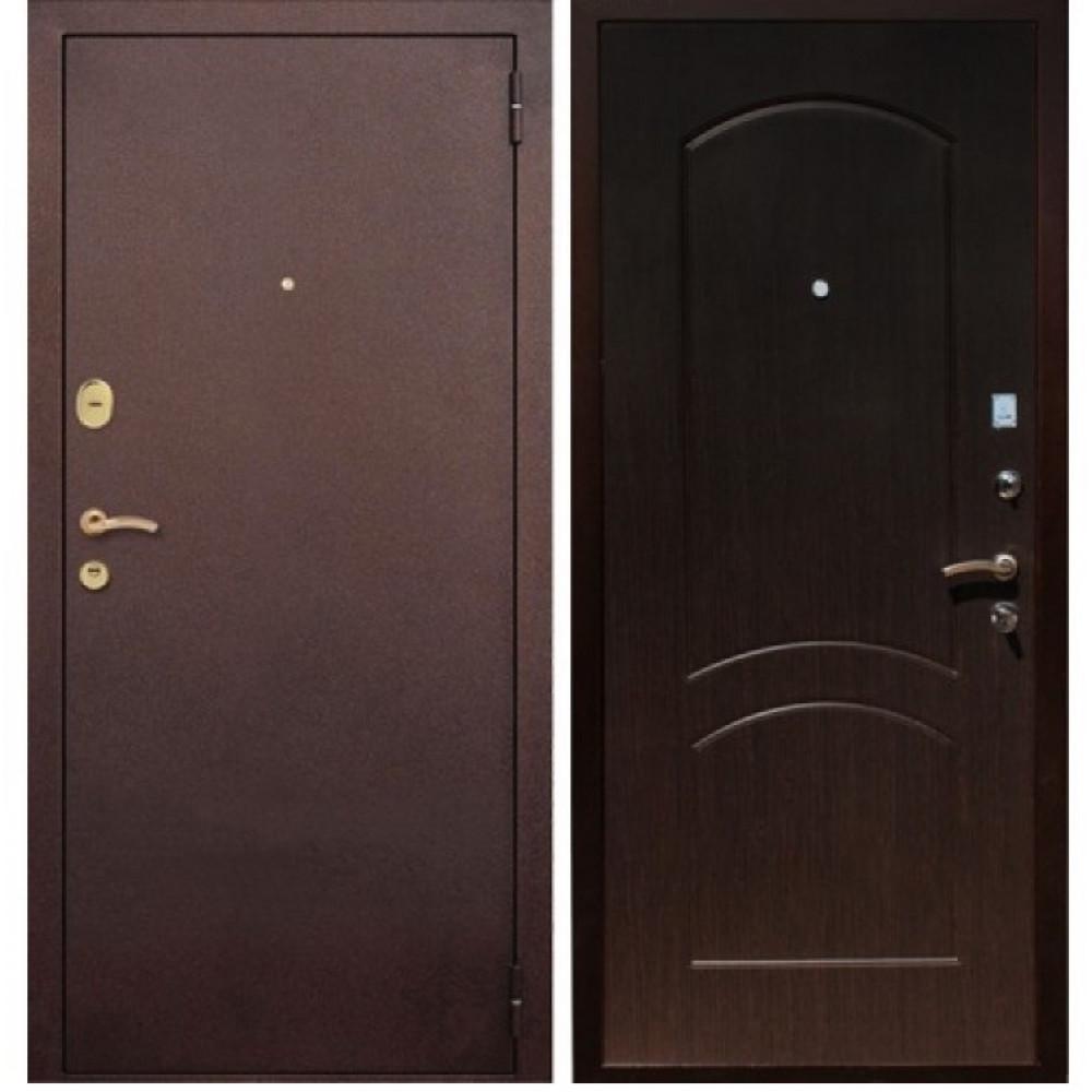 Входная металлическая дверь Горизонт 12