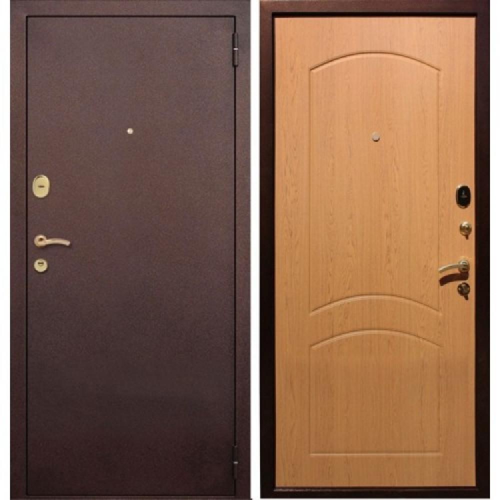 Входная металлическая дверь Горизонт 14