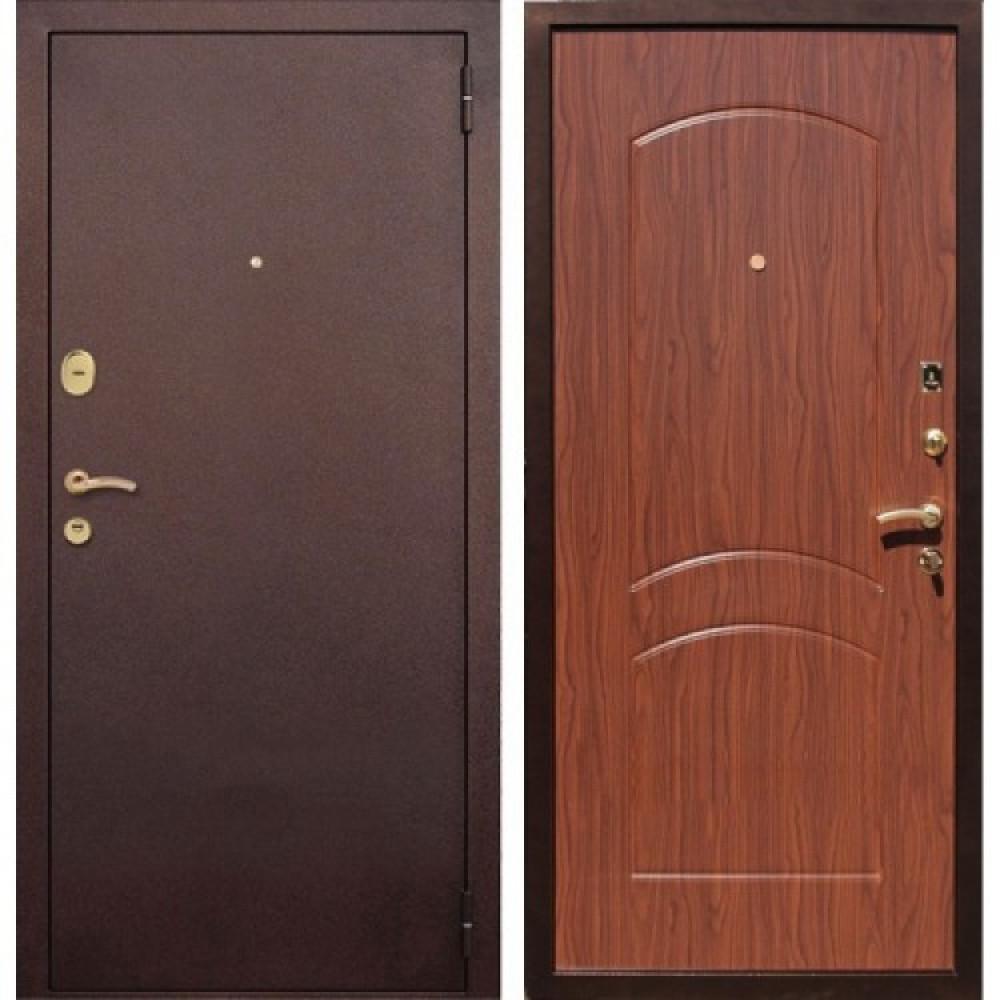 Входная металлическая дверь Горизонт 15