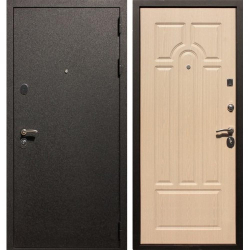 Входная металлическая дверь Горизонт 17