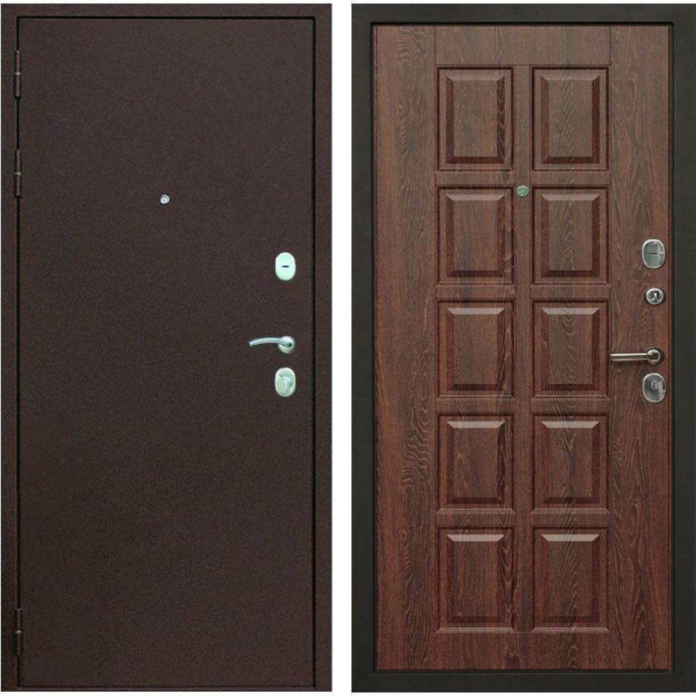 Входная металлическая дверь Мега 3