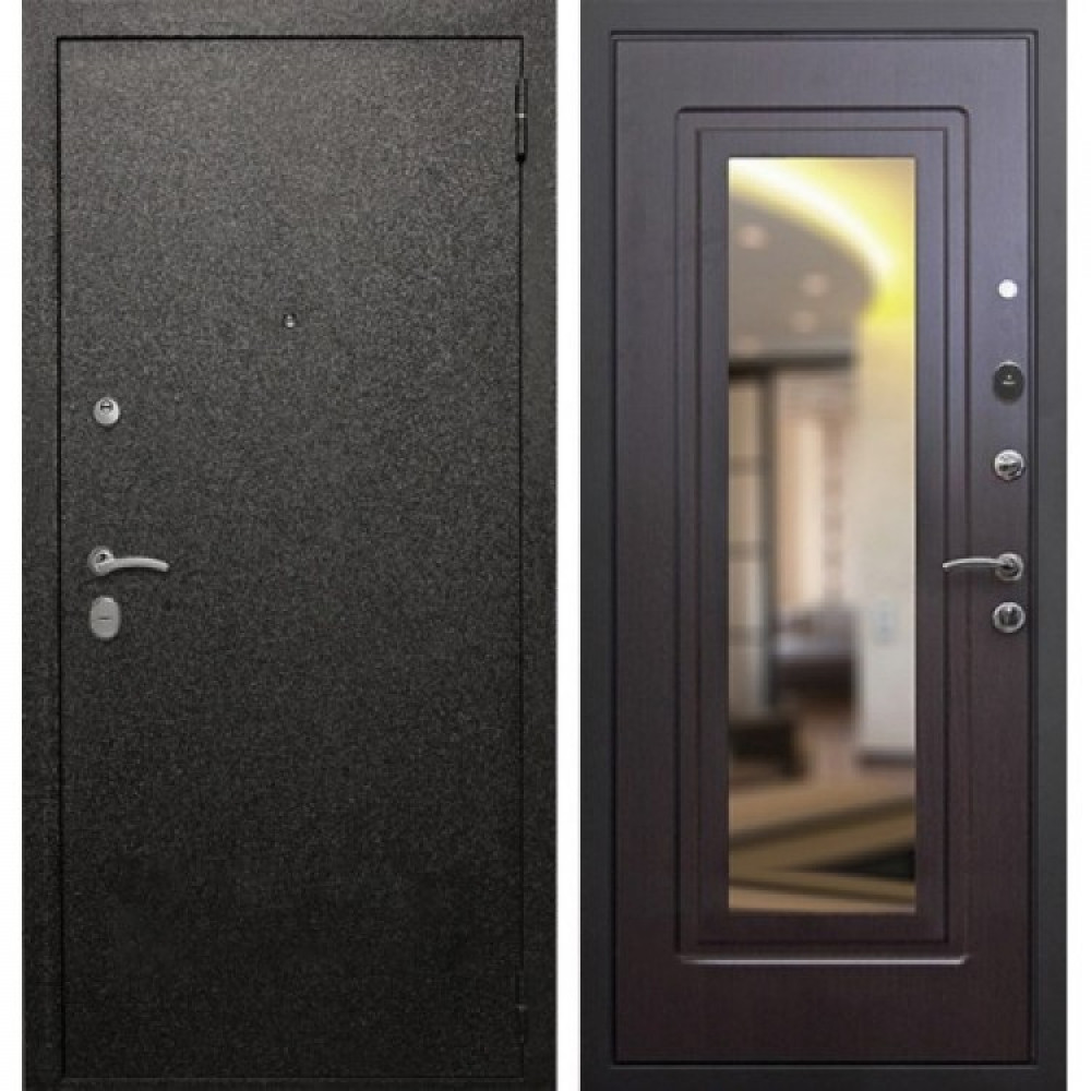 Входная металлическая дверь Горизонт 22