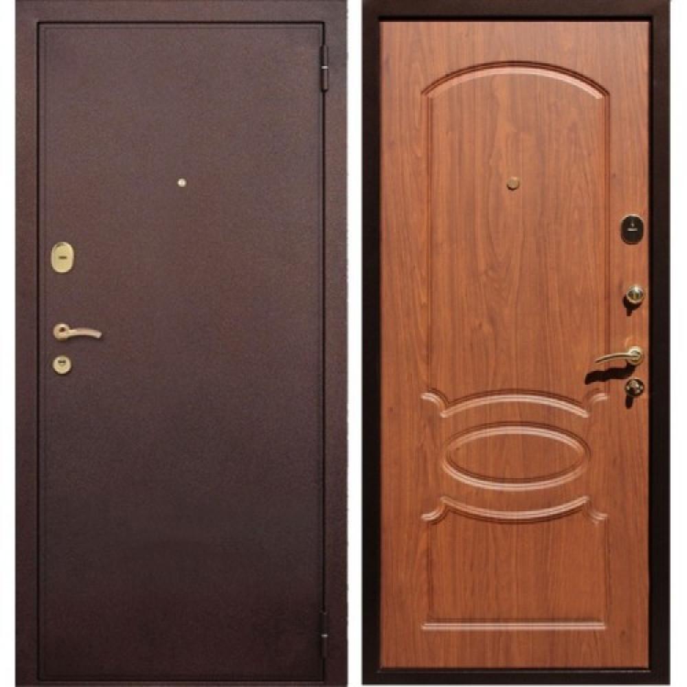 Входная металлическая дверь Горизонт 24