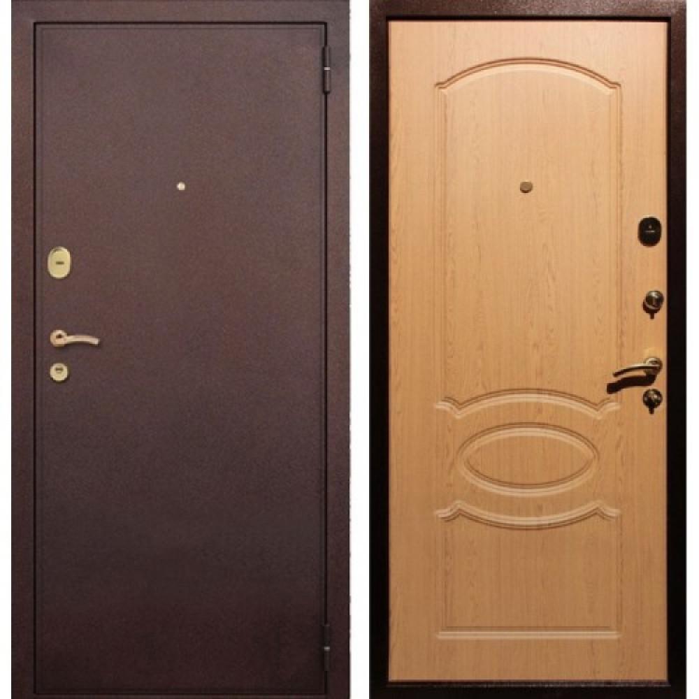 Входная металлическая дверь Горизонт 26