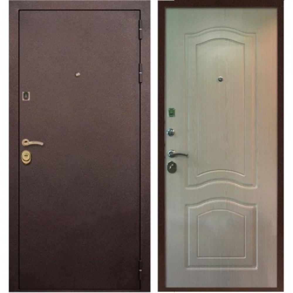 Входная металлическая дверь Горизонт 27