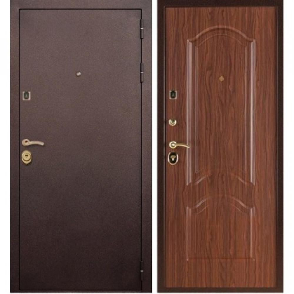 Входная металлическая дверь Горизонт 28