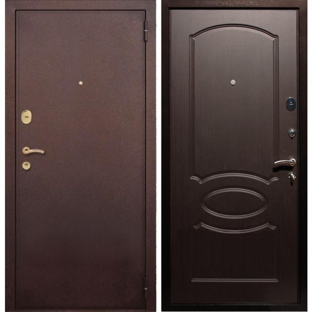 Входная металлическая дверь Горизонт 29