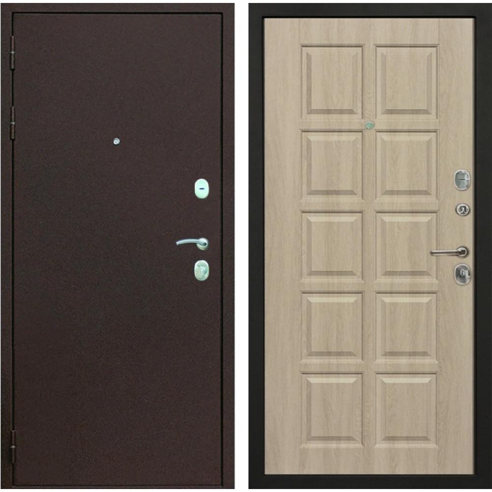 Входная металлическая дверь Мега 4