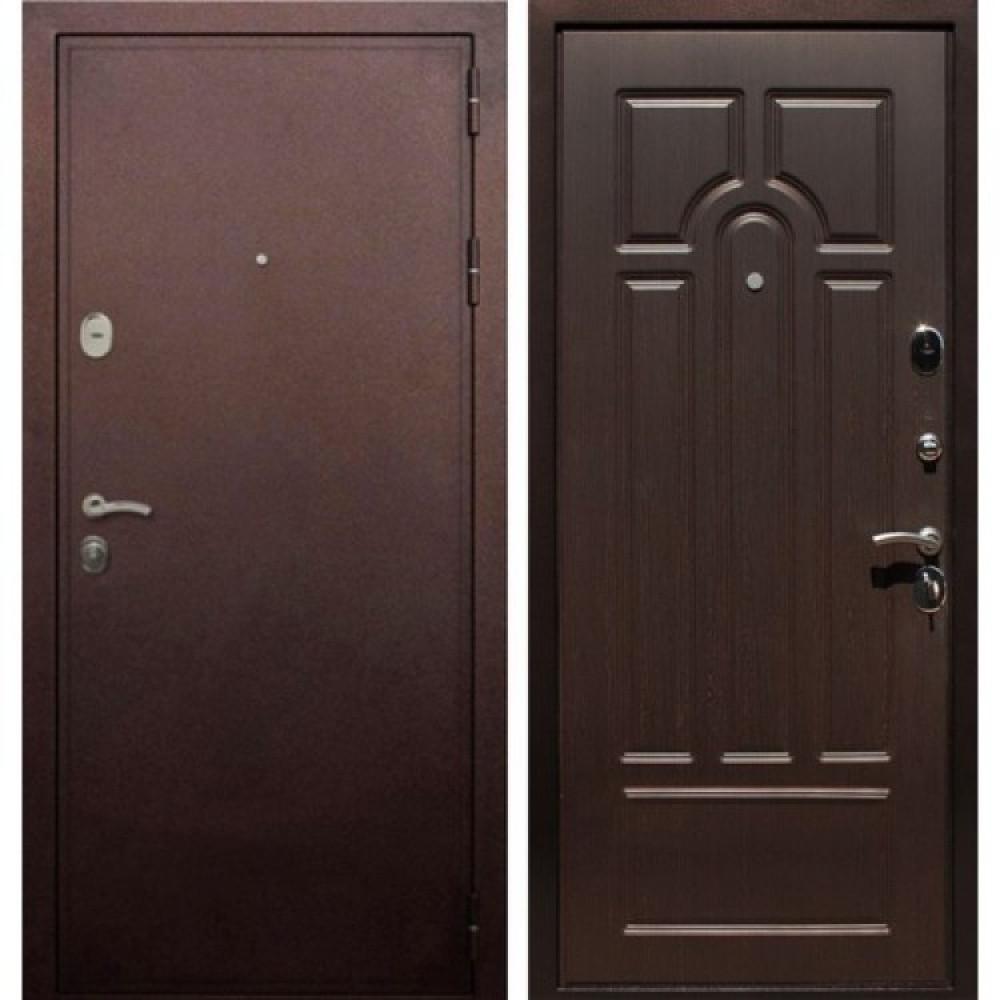 Входная металлическая дверь Горизонт 36