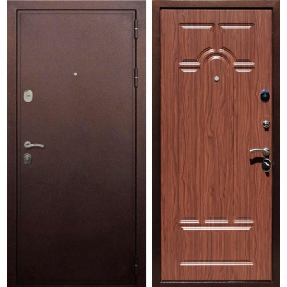 Входная металлическая дверь Горизонт 39